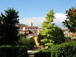 Panorama Villa Comunale