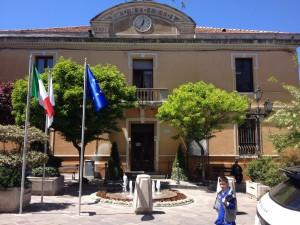 "Francavilla in Sinni ""Municipio"""