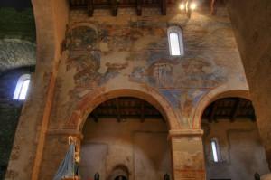 Santuario di Anglona affreschi