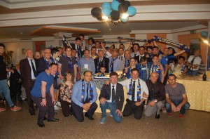 Foto di Gruppo alla festa dell'iter club Francavilla