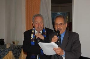 Franco fanelli racconta i 30 anni dell'inter Club Francavilla