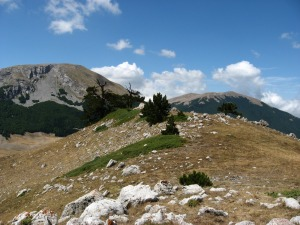 Monte pollino e Serra del Prete