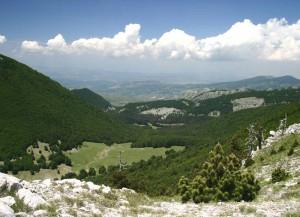 Monte Pollino - Piano Gaudolino