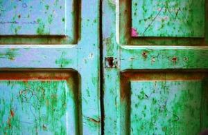 """Foto di Rino Fortunato """"Porta verde"""""""