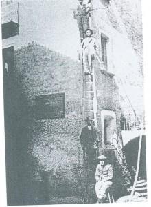 """foto rilevata dal volume: """"Francavilla sul Sinni"""" le origini feudali, la civiltà contadina, il lavoro, lo sviluppo - di Felice Di Nubila"""