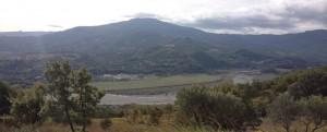 foto dell'area artigianale e dei terreni golenali di Francavilla