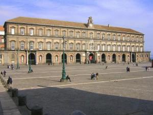 Palazzo Reale  -Napoli