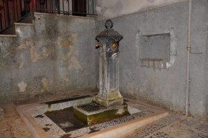 """Fontana Sant'Antonio"" Foto Buccino dr. Vincenzo"