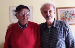 Giovanni Donadio e Antonio Fortunato