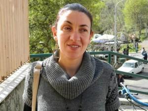 Rosamaria Busicchio sindaco San Costantino Albanese