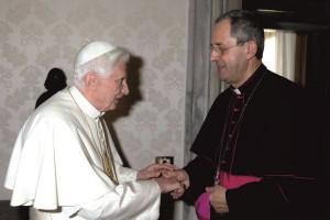 Mons. F. Lacanna e Mons. F. Nolè