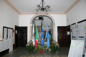 ingresso Municipio Francavilla in Sinni