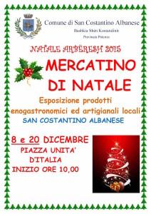 Mercatino Natale 2015