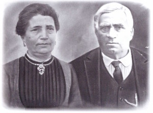 Carmela Giordano e Felice Di Nubila - genitori di V. DI Nubila