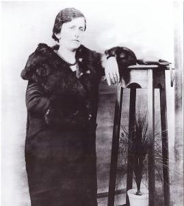 """Ida Babini, foto tratta dal libro """"Lo sguardo ritrovato"""""""