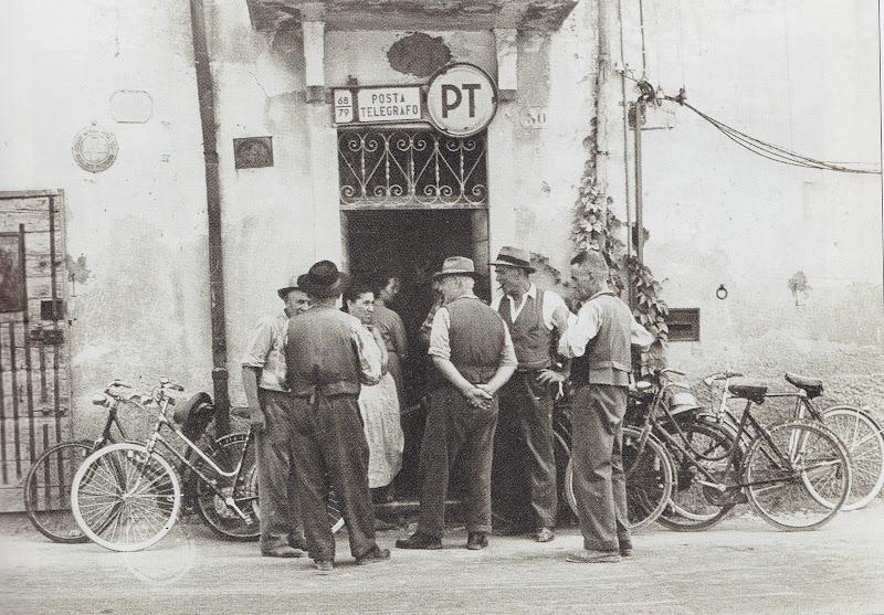 ufficio postale anni 20