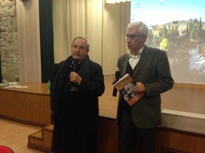 Armando Lostaglio e Raffaello De Ruggieri
