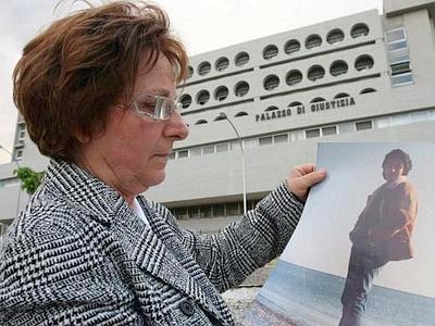 Olimpia Fuina Orioli Madre di Luca Orioli