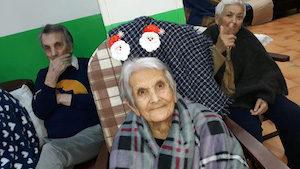 anziani ospiti del Colleverde