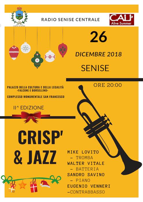 Crisp & Jazz