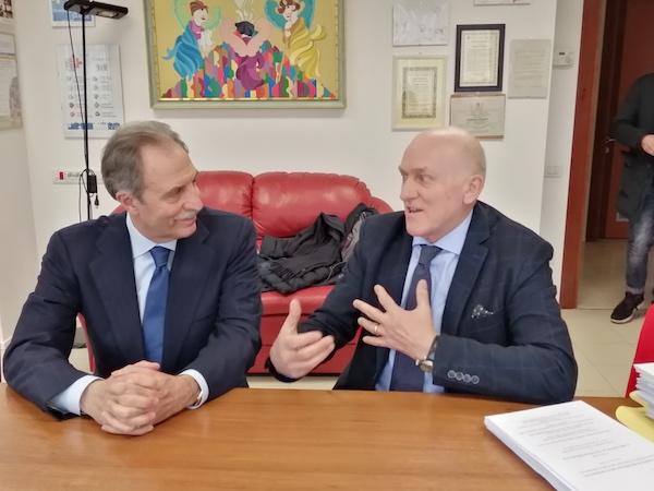 Le sollecitazioni del Garante dell'Infanzia e dell'Adolescenza Vincenzo Giuliano al neo presidente della regione Bardi