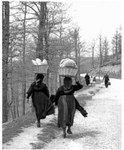 Foto periodo fascista S. Severino L.
