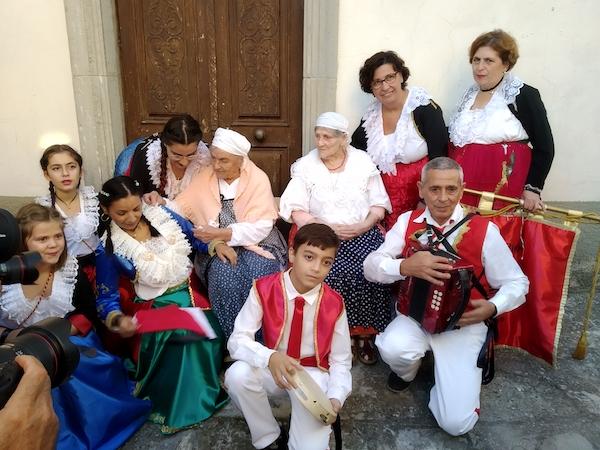 Shen Palji, per un giorno, Capitale Europea della Cultura Arbëreshe.