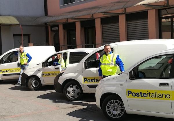 """Poste Italiane: a Potenza l'iniziativa """"Guida Sicura"""""""