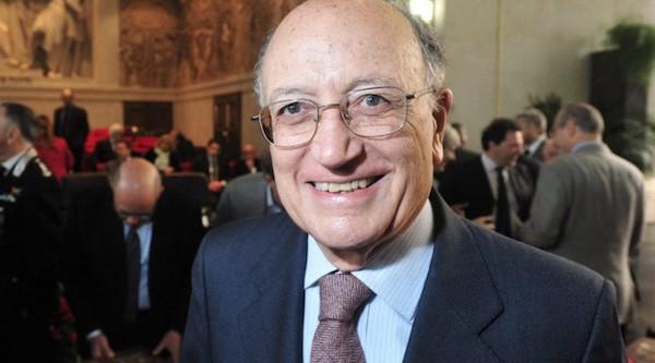 L'Ambrogino a Francesco Saverio Borrelli
